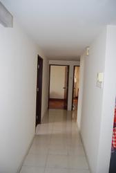 Corridor thumb