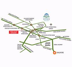 Location johor map thumb
