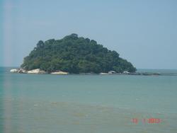 Small island thumb