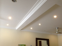 Bu plaster ceiling in living and dining thumb