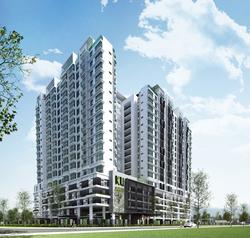 Ku Suites Kemuning Utama Is A Serviced Apartment Project That Stands Elegantly Along Jalan Bukit In Kota Shah Alam