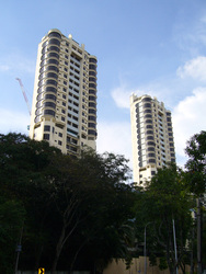 It Comprises Two High Rise Towers And A Low Inium Block Is Adjacent To Park Rose D 9 Bangsar Sri