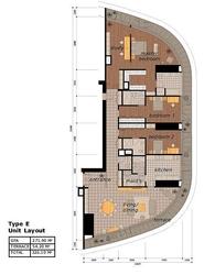 K residence floorplan e thumb